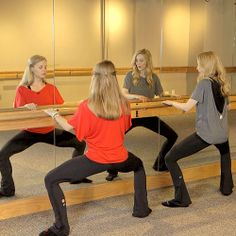 Inner-Thigh Exercises From Pure Barre