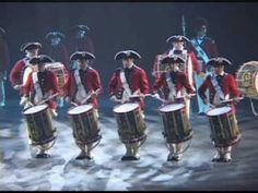 The Old Guard Fife & Drum Corps - The Virginia Tattoo (2007)