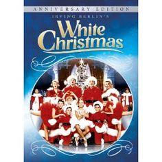 """White Christmas"" starring Bing Crosby, Danny Kaye, Rosemary Clooney, and Vera Ellen (1954)"