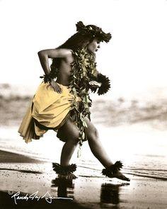 """""""Hula, Na 'Olelo o ka Pu'uwai"""": Hula, The Language of the Heart."""