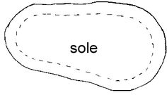 AG doll shoe pattern