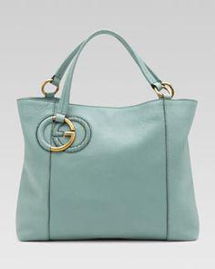 Gucci bolsa de cuero cruzada, Splash