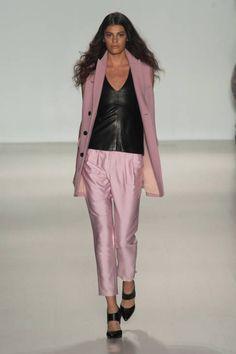 Pink at Marissa Webb F/W 2014