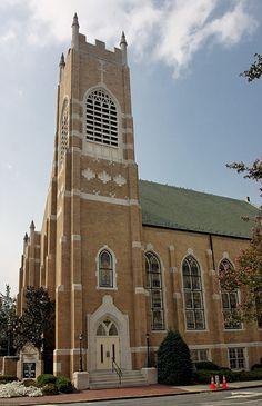 St John's Lutheran, Salisbury NC  Married there 7/20/02 #history #visitsalisburync #visitsalisburyrowan