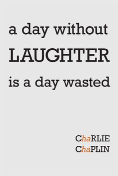 Have you laughed today? :)