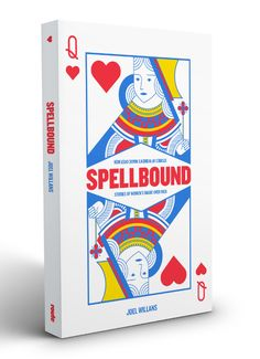 """For obvious reasons, my favourite #book #cover ever. """"Spellbound #Stories of women's magic over men"""""""