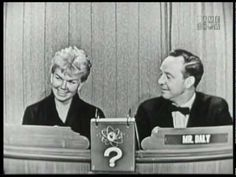What's my Line? Doris Day