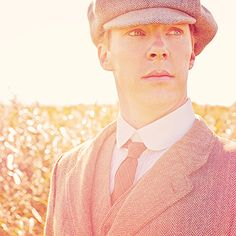 Benedict Cumberbatch in Parade's End.