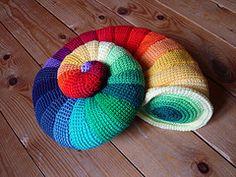 Ravelry: Ammonit pattern by Tanja Osswald