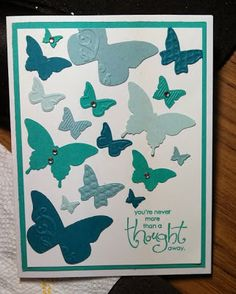 SU Stamp Punch Butterfly