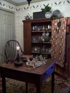 .Beautiful Colonial Setting