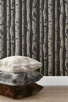 Bedroom Ideas On Pinterest Tree Wallpaper Pax Wardrobe And Silver Wallpaper