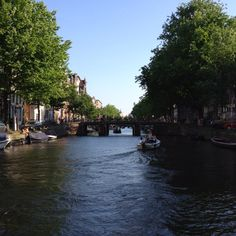 That's why I love Amsterdam