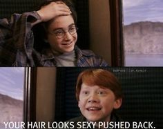 hahhahaha can't control the laughter