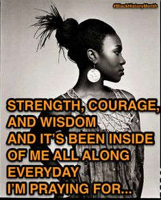 strength, courage and wisdom - india arie