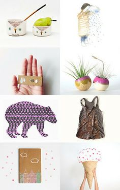 Rainy Day Finds - Pinned with TreasuryPin.com