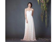 Blushing Bride Fair Trade Wedding Dress | Green Bride Guide