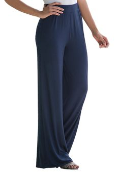 Fashion trend for spring 2014 - slouch trousers, wide leg pant, palazzo pant.