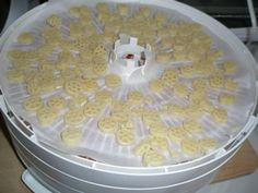 dehydrating food for the trail