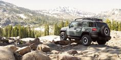 FJ Cruiser Trail Teams Special Edition Package ...the next one on the list