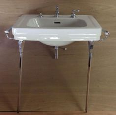 Chrome sink legs and brackets for your wall mount sink -from ...