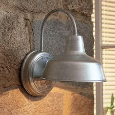 Farmhouse Outdoor Light - Small - 4 colors