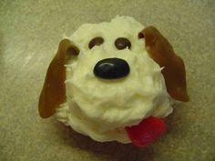 Decorating Cupcakes: #2 Pupcakes