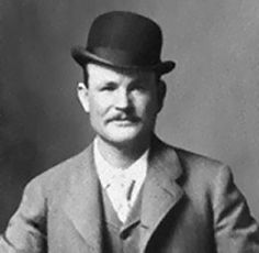 BUTCH CASSIDY  Born Robert LeRoy Parker Born April 13, 1866, Beaver, Utah Died November 3, 1908 (Aged 42) Cause Uncertain, one theory: gunshot by Bolivian militia Alias(es) Butch Cassidy, Mike Cassidy, George Cassidy, Jim Lowe, Santiago Maxwell, Charge(s) Horse thief, cattle rustling, train and bank robbery Conviction(s) Imprisoned in the state prison in Laramie, Wyoming for horse theft Penalty Served 18 months of 2-year sentence; released January 1896 Occupation Thief (train robber).