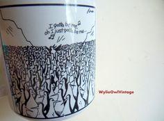 Vintage The Far Side Ceramic Coffee Mug 1982 by WylieOwlVintage, $14.00
