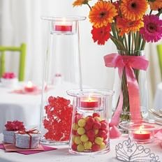 Love the idea of filling these to decorate for a party theme or holiday candies!