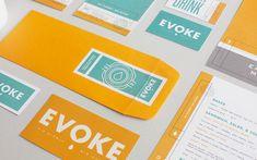 Café Evoke brande · FoundryCo