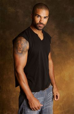 pictures of shemar moore haircuts | Shemar Moore's Very Short Buzz Haircuts