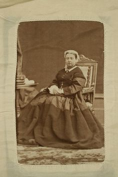 Queen Victoria circa 1863 by George Eastman House, via Flickr