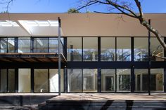 House on Maple Leaves by Edward Suzuki Associates Inc  #japanese #architecture #building #house #home #modern #glass