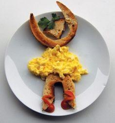 Fun Food for kids by manuela