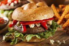 healthy meals, mushroom burger, portobello mushroom, food, healthi meal, 15 minute meals, burgers, healthy portobello burger, mushrooms
