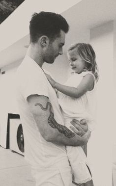 Adam Levine.. I honestly don't know what it is about him, but he's seriously perfect... I loved him before, but after seeing him on The Voice, I was like yesssssss.