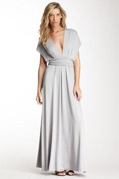 Maxi Infinity Dress