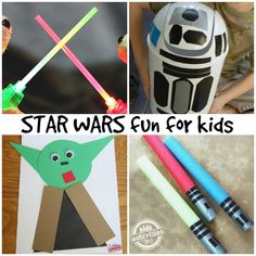 10 {Fun} Star Wars Activities For Kids - Kids Activities Blog