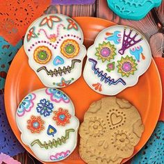 """Day of The Dead"" Cookie Cutter by Fred & Friends"