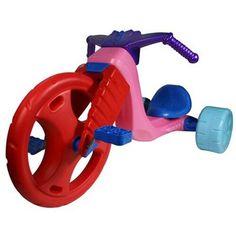 "The Original Big Wheel ""PINK FLASH"" 16"" Trike Limited Edition"