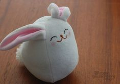 Sophia the Bunny - Free pattern. free pattern, sewing patterns