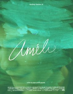 Amelie | #movieposter