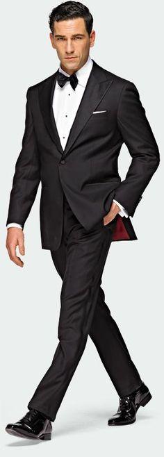 Classic Tuxedo.