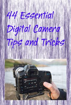 Essential digital camera tips and tricks