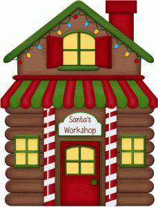 Santa открытка