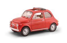 #auto #vintage #500 #fiat #edicola #modellino