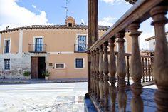 Hotel posada real la casa del abad de ampudia on pinterest 138 pins - Posada real casa del abad ...