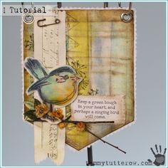 sing bird, banner tutori, art banner, bird art