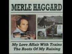 Merle Haggard, stop the world and let me off. (+afspeellijst)
